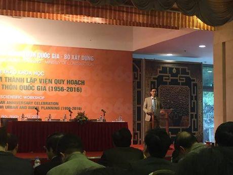 Khai mac Trien lam Dieu chinh Quy hoach xay dung Vung Thu do Ha Noi - Anh 2