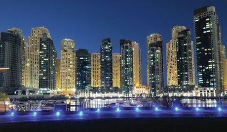 Trien vong gia thue nha o Dubai on dinh trong nam 2017 - Anh 1