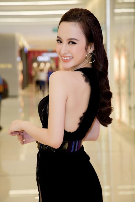 Angela Phuong Trinh noi gi khi biet bac si Chiem Quoc Thai yeu 'chan dai' Ngoc Loan? - Anh 1