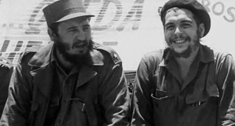 Nhin lai cuoc doi cua huyen thoai cach mang Fidel Castro - Anh 1