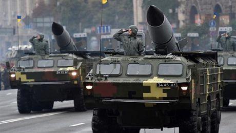 Ukraine dinh thu ten lua tren bo bien Crimea, Nga phan ung tuc thi - Anh 1