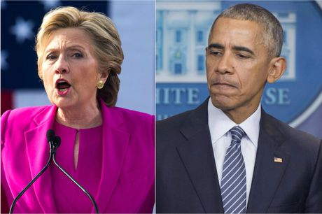 Obama 'xui' Clinton thua nhan that bai truoc Trump - Anh 1