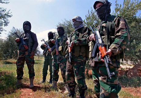 Nga 'cong tac' voi phong trao Hezbollah o Syria tieu diet IS tai Aleppo - Anh 1