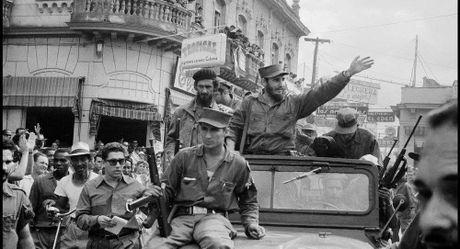 Dang Cong san Nga de nghi dung dai tuong niem Fidel Castro - Anh 1