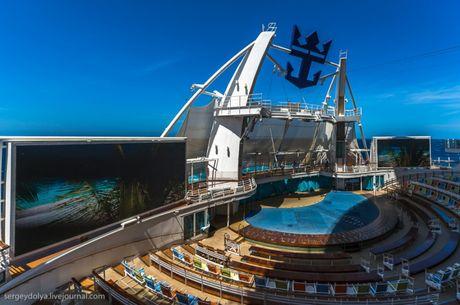 Allure of the Seas: Tau khach xa hoa, long lay bac nhat the gioi - Anh 9