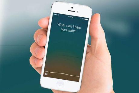Hiem hoa ro ri thong tin nguoi dung tren iPhone tu tro ly ao Siri - Anh 1
