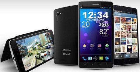 Hang smartphone len gui du lieu nguoi dung den Trung Quoc bi kien - Anh 1