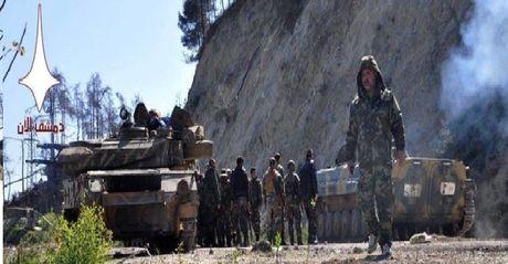 Syria ra toi hau thu buoc phien quan o ngoai vi Damascus dau hang - Anh 1