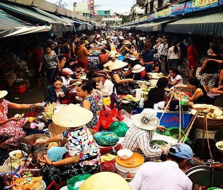 5 khu cho nhieu mon ngon o Da Nang - Anh 1