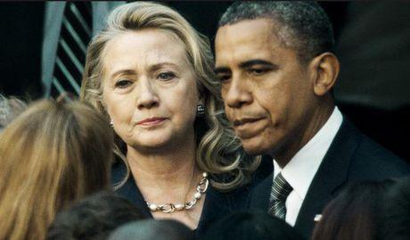 Tong thong Obama da thuyet phuc ba Clinton thua nhan that bai - Anh 1