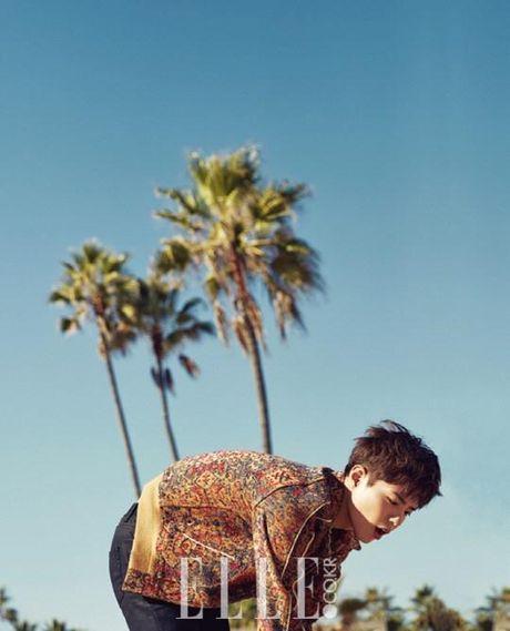 Park Bo Gum: 'That kho de chao tung fan va nho ten tat ca moi nguoi' - Anh 2