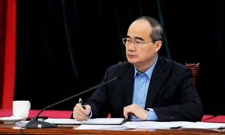 Ong Nguyen Thien Nhan: Nguoi dan vao mang la biet cua hang thuc pham sach - Anh 1