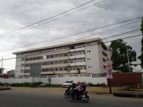 Quang Ngai: Hang loat sai pham trong dau thau tai Du an Benh vien San - Nhi - Anh 1