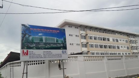 Quang Ngai: Hang loat sai pham trong dau thau tai Du an Benh vien San - Nhi - Anh 2