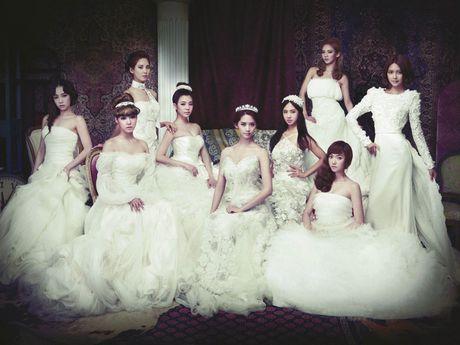 Chang bat ngo khi nha SM phu kin danh sach 15 album ban chay nhat Kpop - Anh 4