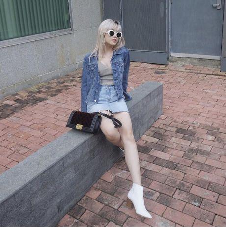 Phong cach thoi trang chang thua kem fashionista nao cua 'ban gai' Son Tung - Anh 13