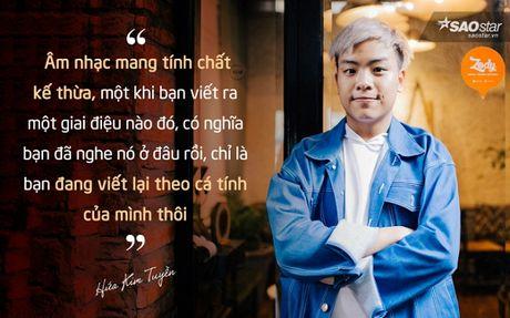 Hua Kim Tuyen: 'De den voi Bai Hat Hay Nhat, toi phai doi mat voi mot van game nhieu man' - Anh 5