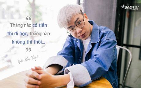 Hua Kim Tuyen: 'De den voi Bai Hat Hay Nhat, toi phai doi mat voi mot van game nhieu man' - Anh 7