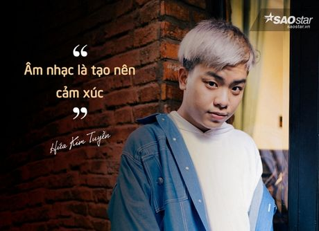 Hua Kim Tuyen: 'De den voi Bai Hat Hay Nhat, toi phai doi mat voi mot van game nhieu man' - Anh 9