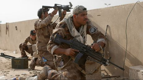 Iraq khep vong vay IS tai Mosul - Anh 1