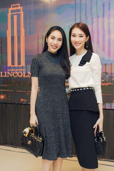 Hoa hau Dang Thu Thao va ban trai dai gia gian tiep thua nhan chuyen tinh cam - Anh 5