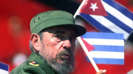 Nhung cau noi dang nho cua Fidel Castro - Anh 1