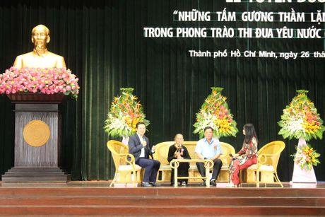 Tuyen duong 'Nhung tam guong tham lang ma cao ca': Nhung doa hoa doi - Anh 2