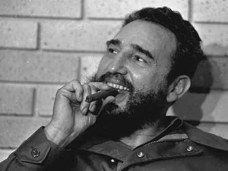 Chum anh ve cuoc doi va su nghiep lanh tu Fidel Castro - Anh 10