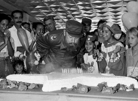 Chum anh ve cuoc doi va su nghiep lanh tu Fidel Castro - Anh 13