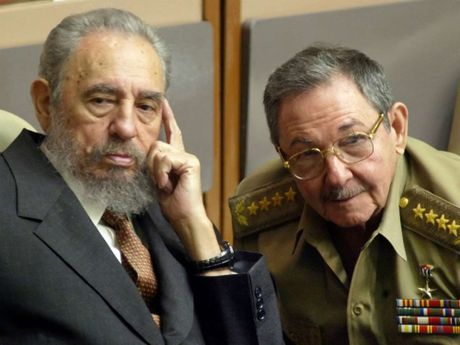 Chum anh ve cuoc doi va su nghiep lanh tu Fidel Castro - Anh 16