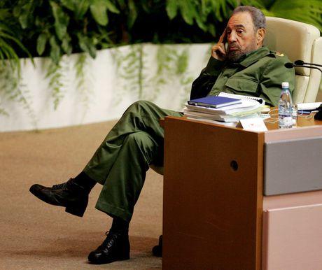 Chum anh ve cuoc doi va su nghiep lanh tu Fidel Castro - Anh 17