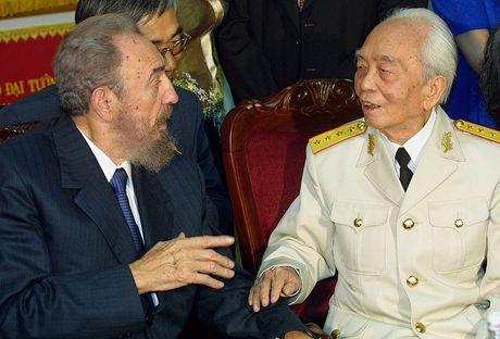 Chum anh ve cuoc doi va su nghiep lanh tu Fidel Castro - Anh 18