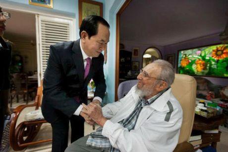 Chum anh ve cuoc doi va su nghiep lanh tu Fidel Castro - Anh 19