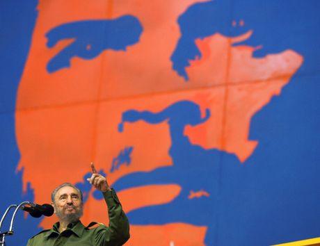 Chum anh ve cuoc doi va su nghiep lanh tu Fidel Castro - Anh 20
