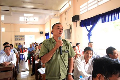 Chu tich Nguyen Thien Nhan: Thoat ngheo thong qua viec tham gia HTX - Anh 2