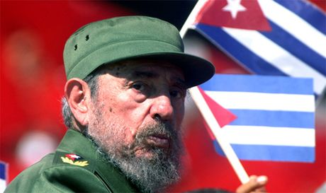 Chu tich Fidel Castro se duoc an tang sau 9 ngay Quoc tang - Anh 1