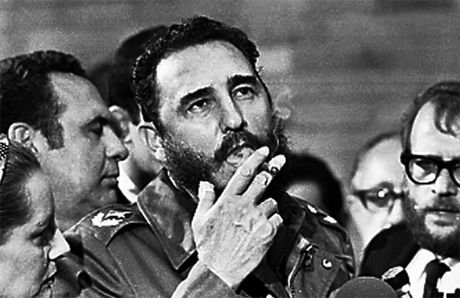 Chu tich Fidel Castro se duoc an tang sau 9 ngay Quoc tang - Anh 2