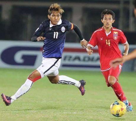 Tuyen Viet Nam vs Campuchia: Cong Phuong, Van Toan tai ngo - Anh 2