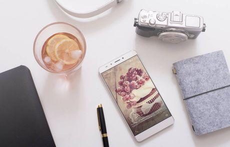 Infinix Note 3: Man hinh lon, cong nghe lam mat hoi nuoc - Anh 2