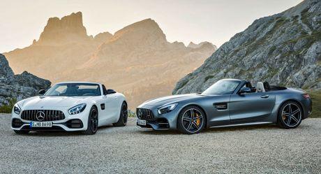Ba sieu xe Mercedes-Benz moi cong bo gia - Anh 1