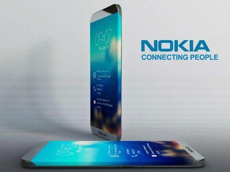 Y tuong smartphone Nokia khong vien, hai man hinh - Anh 1