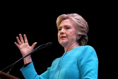 'Phep mau' cu tri doan co the giup ba Hillary Clinton tro thanh Tong thong - Anh 1