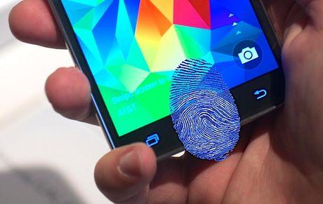 Samsung thay nha cung cap thiet bi doc van tay moi - Anh 1