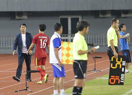 Chi da it phut, Cong Phuong duoc thay Thang vo ve - Anh 3