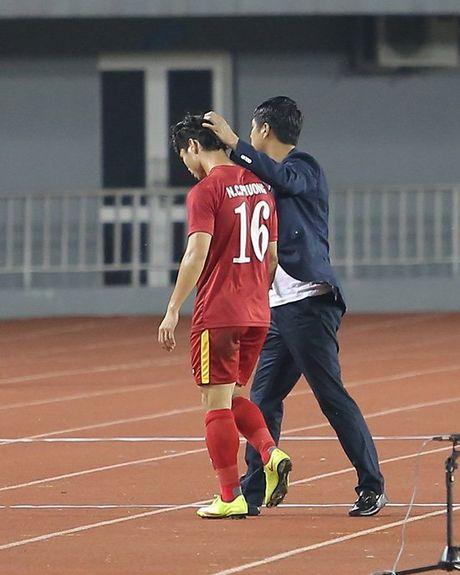 Chi da it phut, Cong Phuong duoc thay Thang vo ve - Anh 4