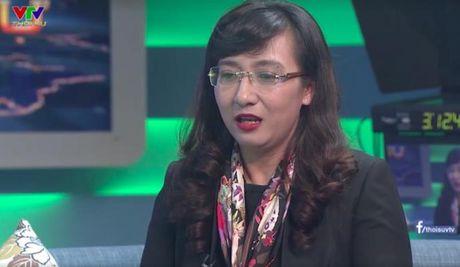 Video BTV Van Anh rung rung noi chia tay VTV - Anh 1