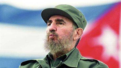 Nha lanh dao Fidel Castro qua doi o tuoi 90 - Anh 1