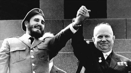 Nhung dau an cuoc doi Fidel Castro qua anh - Anh 12