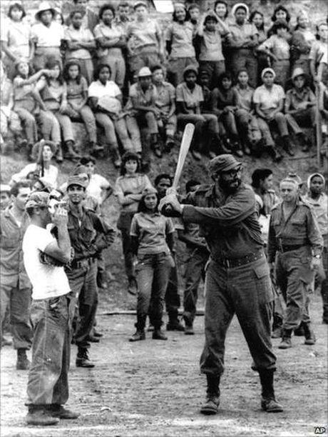 Nhung dau an cuoc doi Fidel Castro qua anh - Anh 13