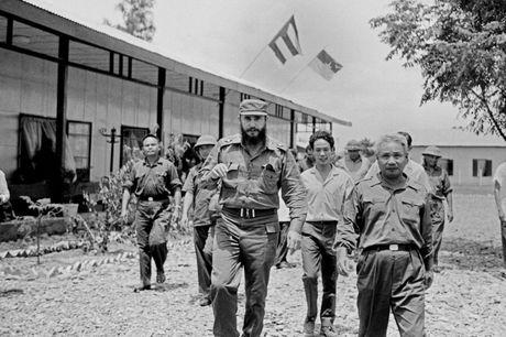 Nhung dau an cuoc doi Fidel Castro qua anh - Anh 16